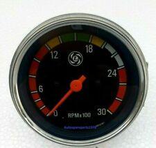 electronic Tachometer RPM Meter Alternator For Trucks , genset 85mm