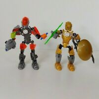 Lego 2x Bionicle Armor armure patte hero factory rouge f//dark red 11334 NEUF