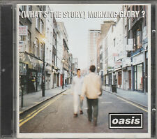 1995 - OASIS - (WHAT'S THE STORY) MORING GLORY ?  CD ALBUM