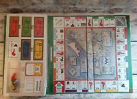 Cornwall Challenge Board Game Monopoly Style Game YMCA Game