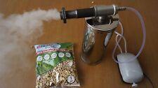Smoke generator for cold smoking+Wood chips #1