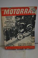 Das Motorrad Nr.6  - 47 Jahrgang -  13. März 1965
