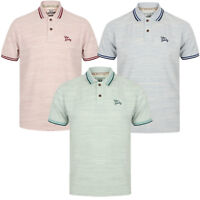 Tokyo Laundry Mens Designer Newburg Polo Shirt Casual New Cotton Summer Tee Top
