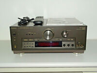 Technics SA-DA10 High-End Dolby Digital AV-Receiver, inkl. FB&BDA, 2J. Garantie