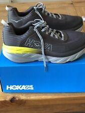 Hoka One One Bondi 6 Men's Trainers, Blue, UK Size 9.5 UK