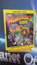 Madagascar 3*Blu Ray*DvD