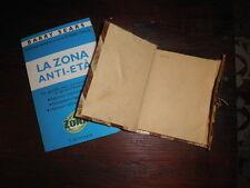 Libro LA ZONA ANTI ETA' Guida per prolungare la giovinezza + taccuino in regalo