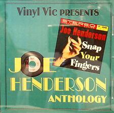 VINYL VIC Presents JOE HENDERSON Anthology - 22 Tracks