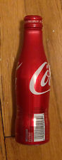 Rare Aluminum Coca-Cola Coke Bottle Can 8.5 oz 250 ml sizes Empty Collectable