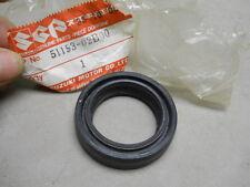 Suzuki NOS GN250, GS250, GS300, GS400, Front Fork Oil Seal, # 51153-02B00   c9
