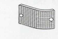 Plastica fanalino anteriore sx incolore Fiat 127 D