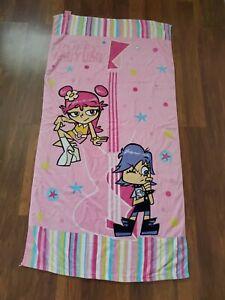 """Hi Hi Puffy AmiYumi Bath Towel Beach Towel 30×58"""""""
