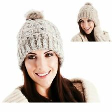 Faux Fur Grey Hats for Women