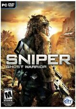 Sniper: Ghost Warrior PC DVD ROM BRAND NEW SEALED !!!