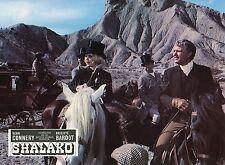 BRIGITTE BARDOT SHALAKO 1968 VINTAGE LOBBY CARD #2