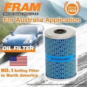 Fram Oil Filter for Toyota Corona RT40 80 81 Hiace RH10 16 30 Hilux RN20 22 25