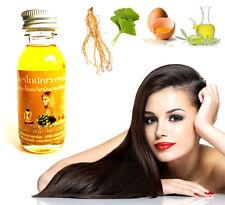 Hair Growth Serum Tonic Ginseng Egg Yolk Extract Fast Anti Dandruff Repair Loss