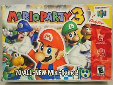 Mario Party 3 (Nintendo 64 | N64) Authentic BOX ONLY