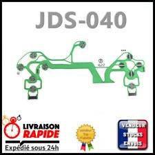 Nappe conductrice circuit interne MANETTE PS4  Pro V4 JDS 040 playstation 4 film