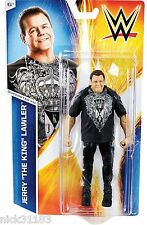 WWE JERRY LAWLER FIGURE SERIES 46 WRESTLING ANNOUNCER THE KING