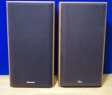 Vintage Pair Of Technics SB-CR33 2 Way Speaker System