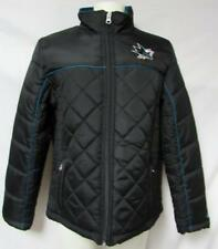 San Jose Sharks Womens Size X-Large Quilted Jacket A1 1208