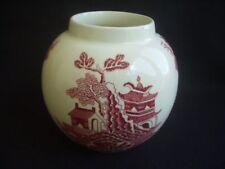 Ironstone Pink British Masons Pottery