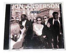 CD: Jon Anderson - The More You Know (2001, Big Eye Purple Pyramid) BIG 4043-2