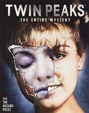 TWIN PEAKS - LA SERIE COMPLETA + FILM (10 BLU-RAY) LINGUA ITALIANA (SIGILLATO)