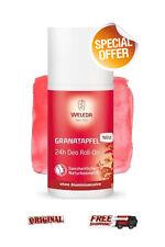 Weleda Pomegranate 24h Roll on Deodorant 50ml