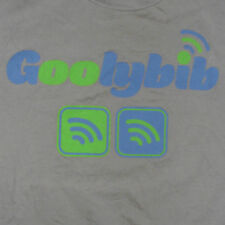 HBO Silicon Valley T-Shirt Goolybib Logo Tech Cable Television Show Mike Judge