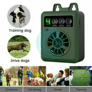 Anti Barking Device, Ultrasonic Bark Control Device with 4 Adjustable