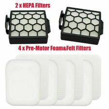 HEPA &Foam Filters for Shark Navigator Zero-M Upright Vacuum ZU60/62/62C Parts