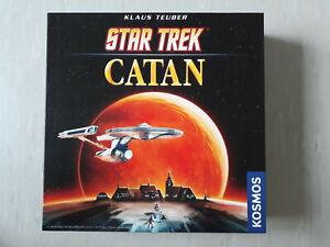 Star Trek Catan - 100% Vollständig - sehr guter Zustand - Kosmos - Klaus Teuber