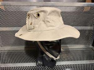 TILLEY Endurables Size 7 1/4 Original Safari Hat Outdoor Hiking Fishing Camping