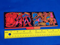 1985 She Ra He-Man Colorform Stickers Toy Replacement Part Section VTG Rare