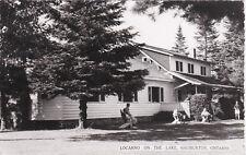 RP: Locarno-on-the-Lake , HALIBURTON , Ontario , Canada , 30-40s