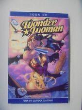 100% DC Wonder Woman Nr.12 Panini Comic Zustand 1