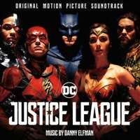 DANNY ELFMAN - JUSTICE LEAGUE [ORIGINAL MOTION PICTURE SOUNDTRACK] NEW CD