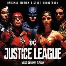 DANNY ELFMAN - JUSTICE LEAGUE [ORIGINAL MOTION PICTURE SOUNDTRACK] NEW CD