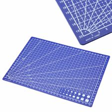 A4 Grid Lines Cutting Mat Craft Scale Plate Card Fabric Leather Paper Board USA