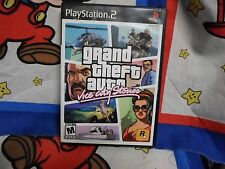 Playstation 2 Grand Theft Auto Vice City Stories  Game COMPLETE