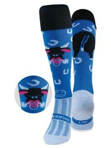 WackySox Rugby Socks, Hockey Socks - Raging Bull