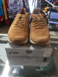 Size 11.5 - Asics Gel-Quantum 360 4 LE Caramel 1021A105-200 New In Box