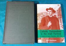 2 Books on Canon Sheehan of Doneraile Catholic Irish Revival Fleischmann Heuser