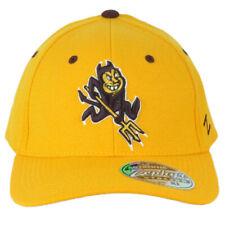 NCAA Zephyr Arizona State Sun Devils Flex Fit Stretch X-Larg Curved Bill Hat Cap