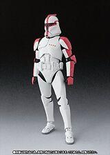 BANDAI S.H.Figuarts Star Wars Clone Troopers Phase 1 Captain Tamashii 2016
