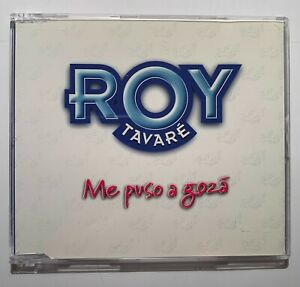 Roy Tavare** – Me Puso A Gozá (CD, Maxi-Single, Promo)