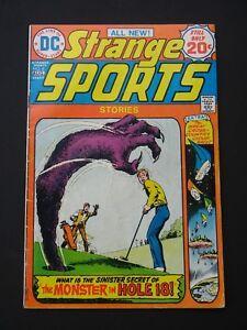 Strange Sports #6 VG/F 1974 Mid Grade DC Comic