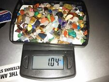 Over 1 Ounce of Polished Tumbled Gemstones PLUS FREE Raw Gemstone in each Bag!!!